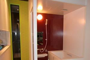 浴室スペース